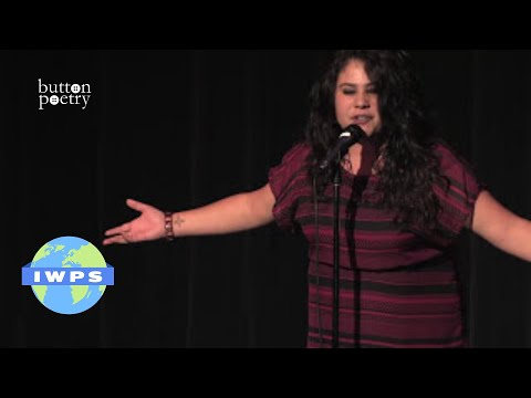 "Mercedez Holtry - ""My Blood Is Beautiful"" (IWPS 2014)"
