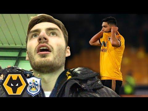WOLVES 'TERRIER'ISED! Wolves Vs Huddersfield Matchday Vlog