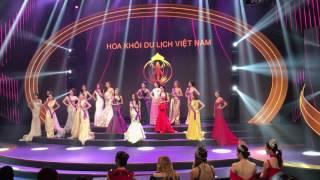 Miss Global Beauty Queen Vietnam 2017 crowning Moment