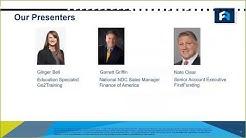 Finance of America - Broker to Banker Series  - Establishing a Warehouse Line
