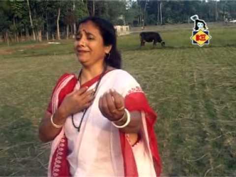 Bangla Bhakti Geeti | Ratna Dangar Biler Kule | Bengali Krishna Song | Krishna Music