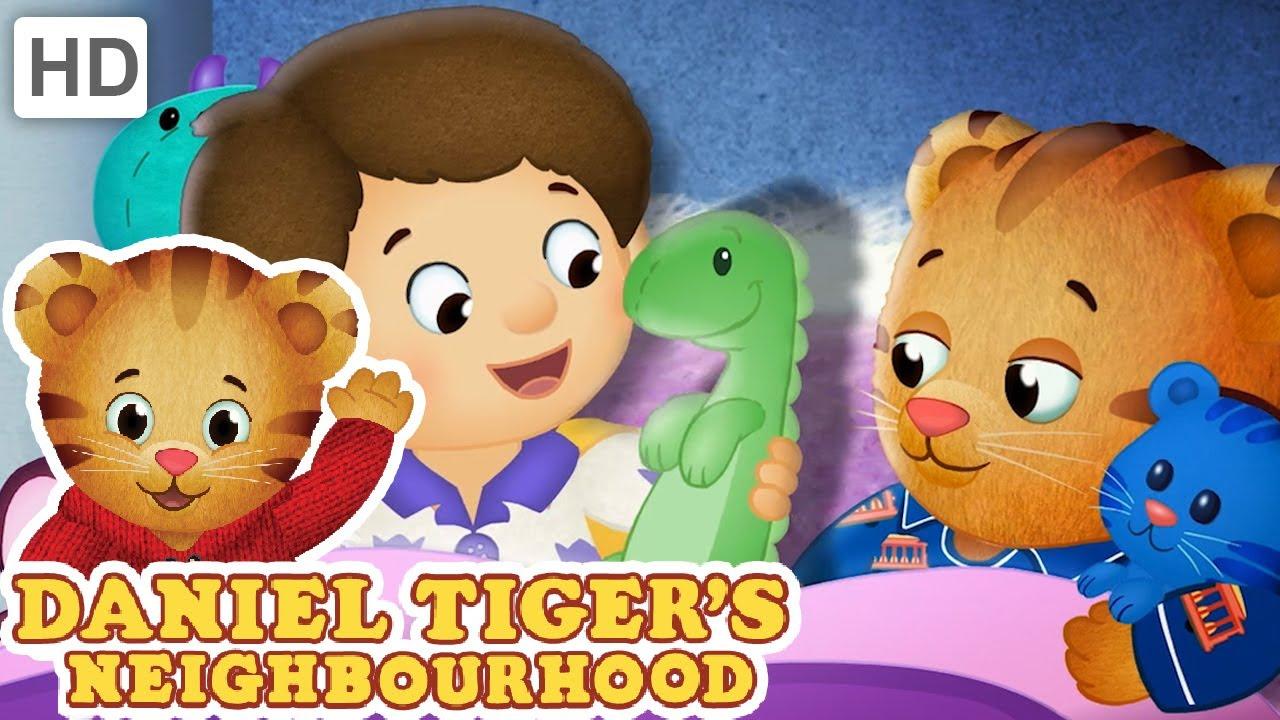 Daniel Tiger - Daniel's Sleepover (Clip) | Videos for Kids