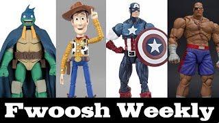 ¡Semanal! Ep108: Marvel Legends, Star Wars, MOTU, TMNT, Toy Story, Transformers, Fortnite, GIVEAWAY!