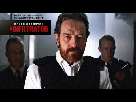 The Infiltrator Official Trailer #2 (2016) - Broad Green Pictures