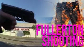 Fullerton Police Shoot 17 Year Old Female - Liar Liar Pants On Fire