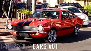 musclecars 01 maverick gt v8 challenger rt opala ss camaro ss mustang mach 1