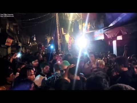 talwar ka matam in meerut City 2014