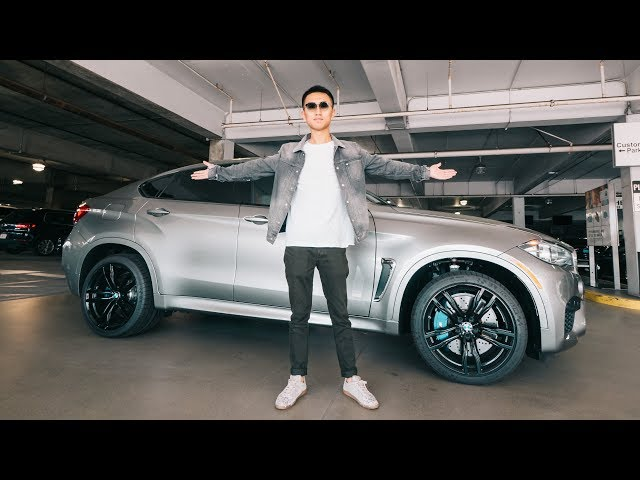???SUV?? - ??X6M - 2018 BMW X6M