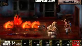 Curse village 4 • Zombie Games • Mopixie.com