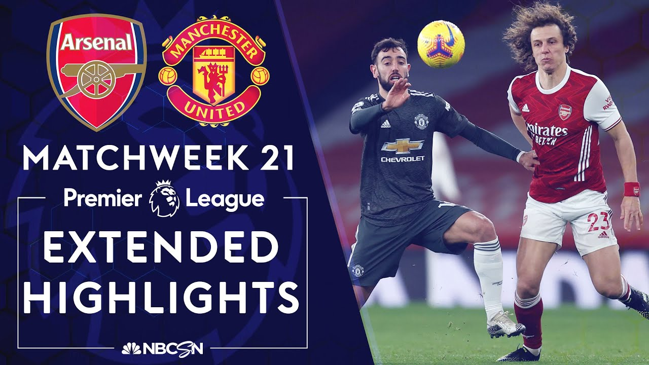 Download Arsenal v. Manchester United | PREMIER LEAGUE HIGHLIGHTS | 1/30/2021 | NBC Sports