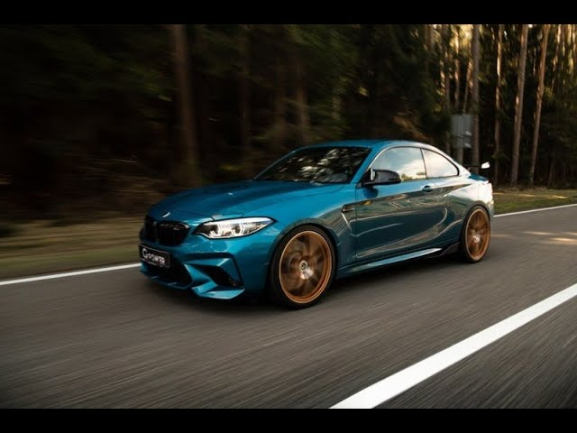 BMW M2 Competition c 680 л.с. от G-Power.