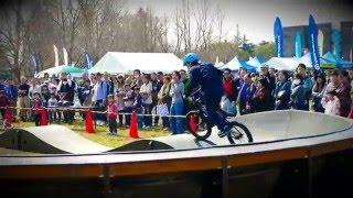 阪本章史選手!BMXデモストレーション・CYCLE MODE RIDE OSAKA 2016