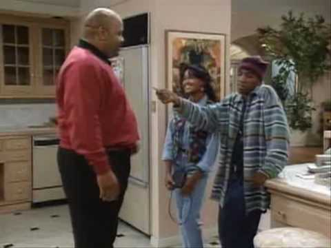 the fresh prince of bel air uncle phil 39 s get out of my. Black Bedroom Furniture Sets. Home Design Ideas
