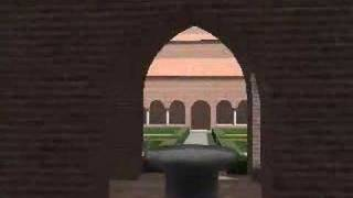 Virtual Cistercian Monastery (with sound)