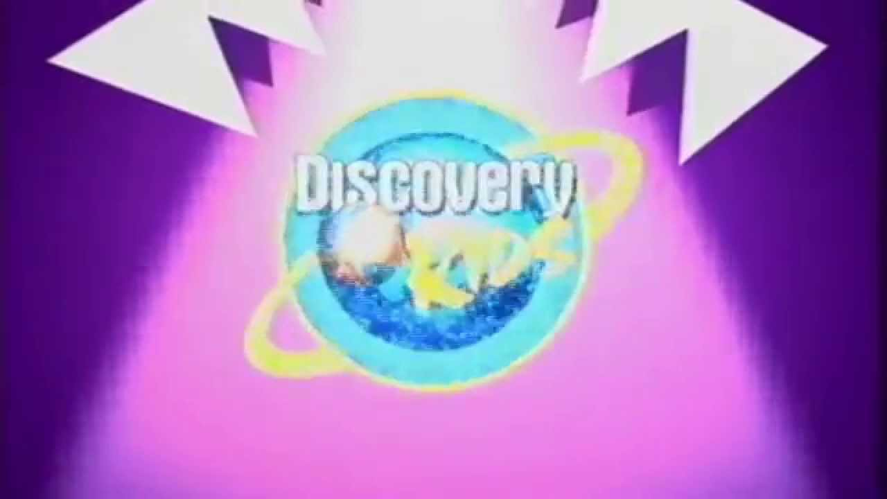 Discovery Kids 2015 Idents - YouTube