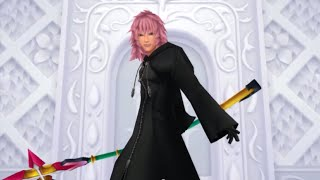 Repeat youtube video Kingdom Hearts 2: Marluxia Boss Fight (PS3 1080p)