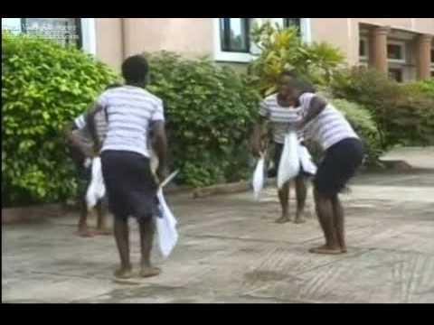 Ogoni song  - if u walk with God