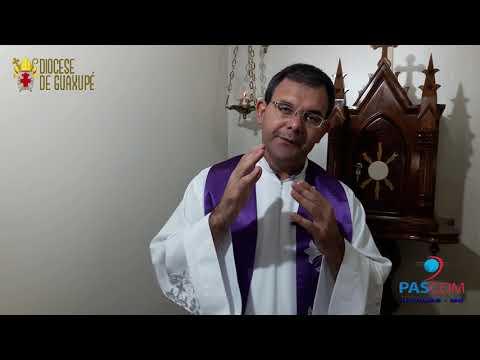 Evangelho Diário - Quinta Feira - 05/04/19 - Paróquia São Pedro Apóstolo - Alfenas MG