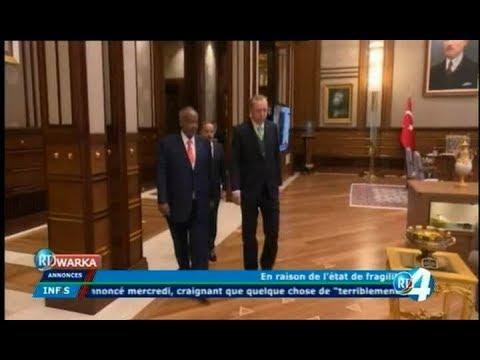 Télé Djibouti Chaine Youtube : JT Somali du 20/12/2017