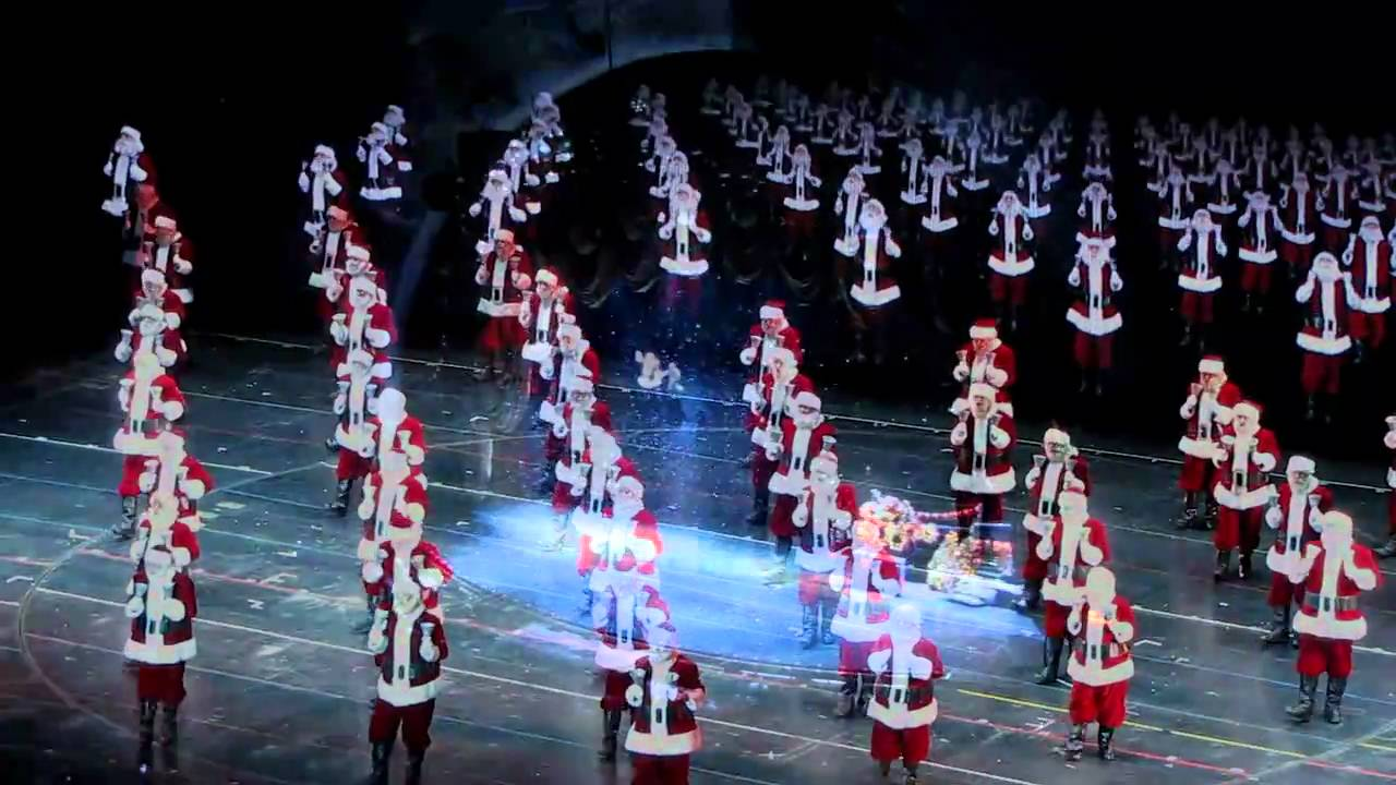 Radio City Music Hall Christmas Spectacular Highlights with the ...