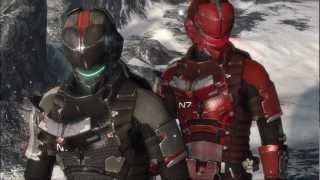 Dead Space 3 — Броня Mass Effect N7 | ТРЕЙЛЕР