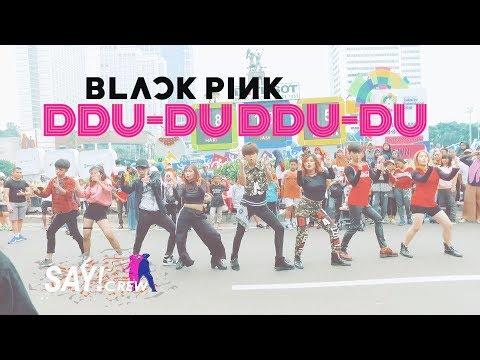 KPOP IN PUBLIC CHALLENGE BLACKPINK (블랙핑크) - DDU-DU DDU-DU (뚜두뚜두) Boys N Girls Vers By SAYCREW