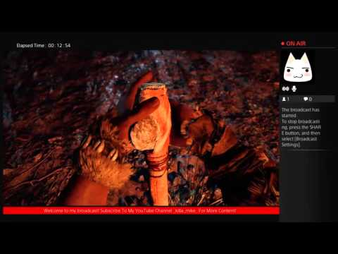 marine-sgt-mike's Live PS4 Farcry primal