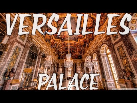 Palace of Versailles Vlog- Tour Gardens and Inside