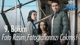 Foto Rasim, fotoğraflarınızı çekmiş! - Sen Anlat Karadeniz 9. Bölüm