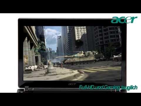 Acer Aspire 1551 AMD HD Subnotebook