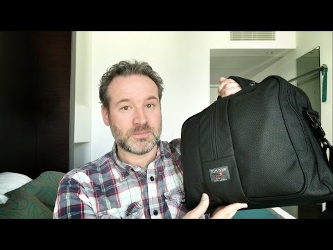 Tom Bihn Pilot: Every Day Carry and Travel Bag