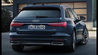 2019 Audi A6 Avant - Great Wagon / Practical, Beautiful and Sporty