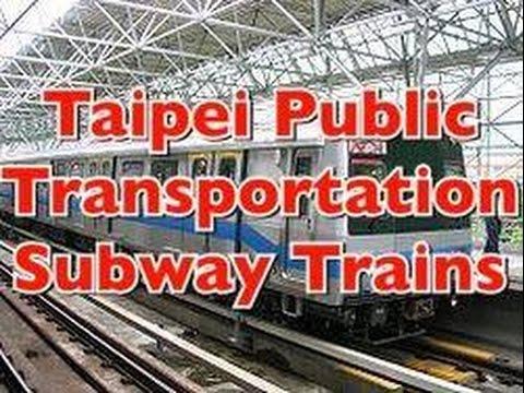 Taipei Subway Trains: MRT