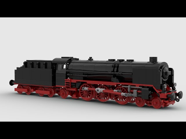 Lego Br 01 Speeddesign (MOC)