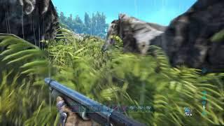 ARK PS4 |1v1 EVBH Gykows Vs ASW Kalash