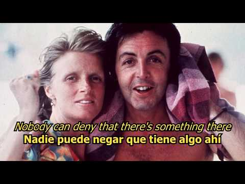 Here, there and everywhere - The Beatles (LYRICS/LETRA) [Original]