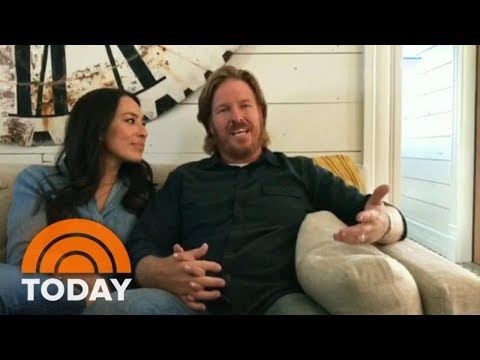 Chip And Joanna Gaines Announce 'Fixer Upper' Will End | TODAY