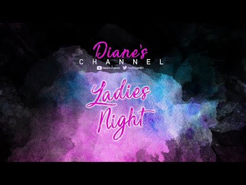 """Ladies Night"" With Diane and Wendy Aka Cagney and Lacey"