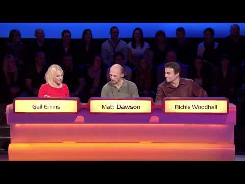 A Question Of Sport Special For Sport Relief 2012