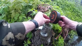 Магнитная рыбалка Поиск золота с помощью магнита