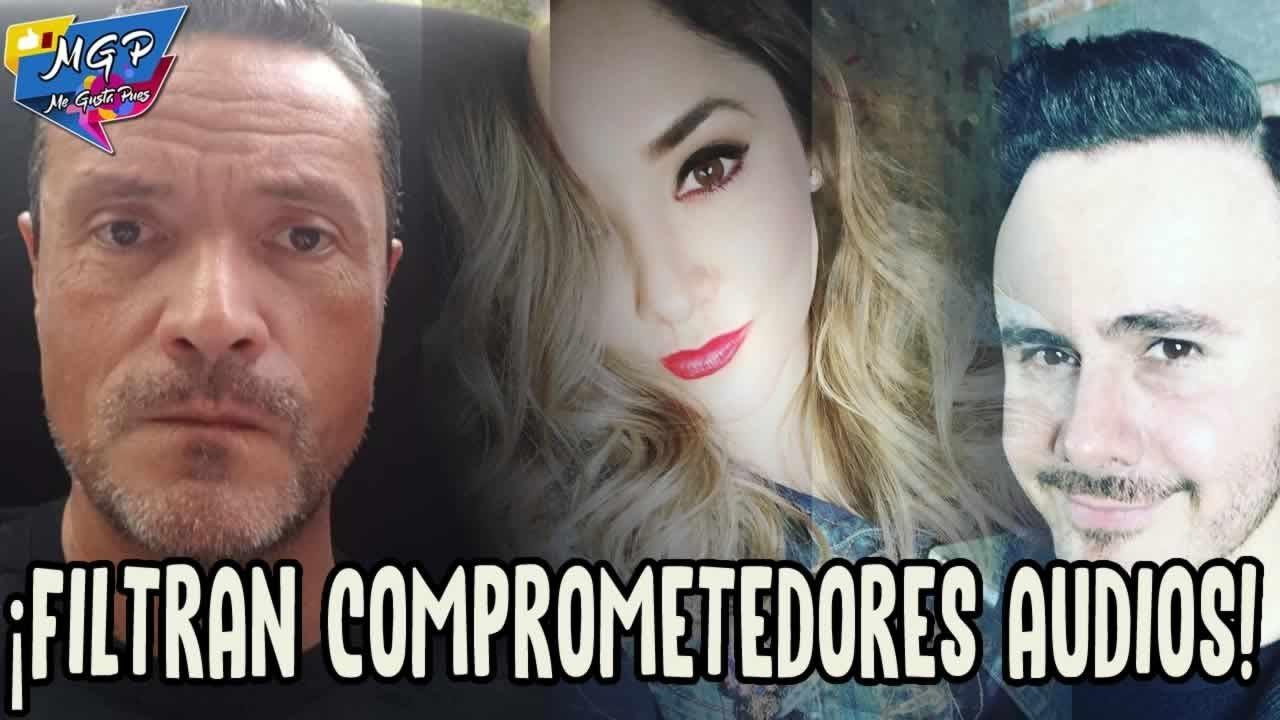 Download Exponen audios donde Sherlyn confiesa las razones del porque terminó a Paco Zea y a José Luis