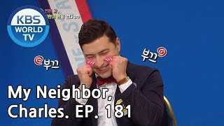 My Neighbor, Charles | 이웃집 찰스 Ep181/ Anton from Russia traces his Korean roots [ENG/2019.03.26]