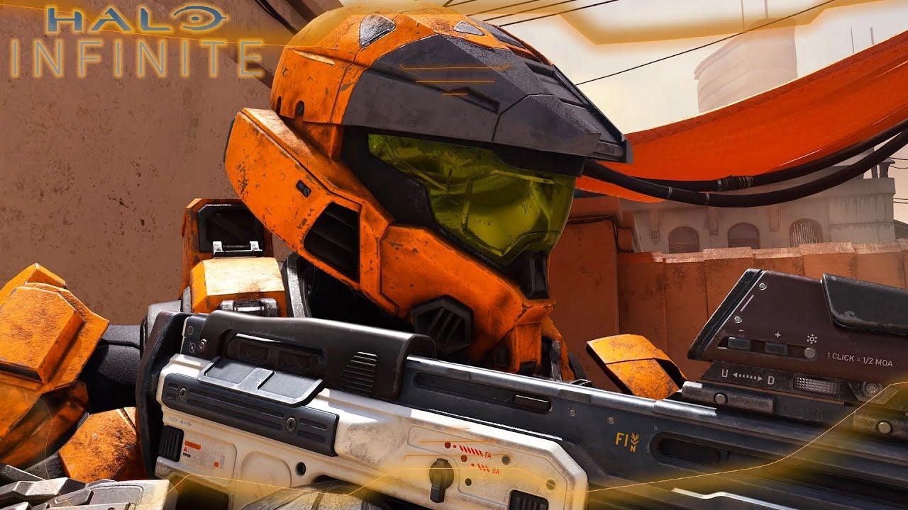 ¿Porqué NO HA SALIDO la Beta de Halo Infinite? Respuesta Oficial 343 Industries