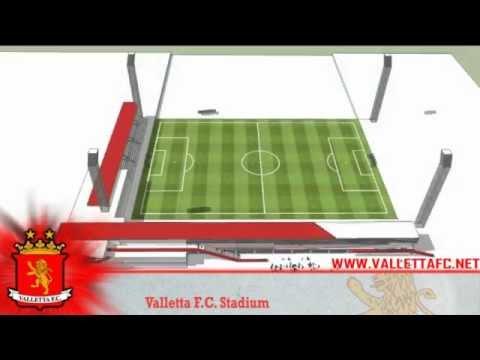 Valletta FC's new stadium