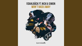 Won't Back Away (Extended Mix)