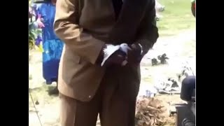 when releasing funeral doves goes wrong
