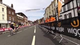 Prudential RideLondon-Surrey 100 Dorking