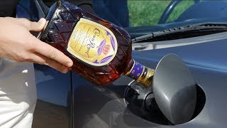 What Happens If You Fill Up a Car with Alcohol?
