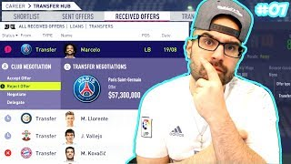 WTF NO! STAR PLAYER SOLD $88,000,000 - FIFA 18 Career Mode Real Madrid #07