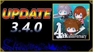 What's New In Update 3.4.0! ~ KH Union χ[Cross]